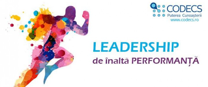 imagine Leadership de inalta performanta | Training intensiv | 27-28 ianuarie 2018