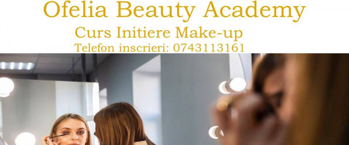 imagine CURS DE SPECIALIZARE MACHIOR – MAKE- UP